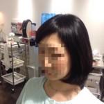 3ヶ月周期の縮毛矯正&毎月香草カラー