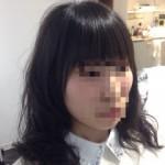前髪矯正&デジタルパーマ