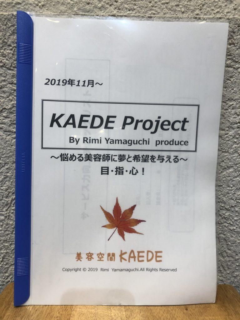 KAEDE式縮毛矯正習得コース